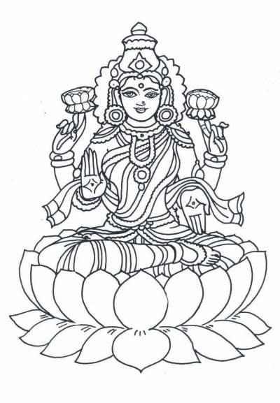 Chakra Mandala Printable Coloring Pages