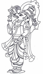 Children's Corner - Stories - Ten Avatars of Vishnu - Dashaavatara